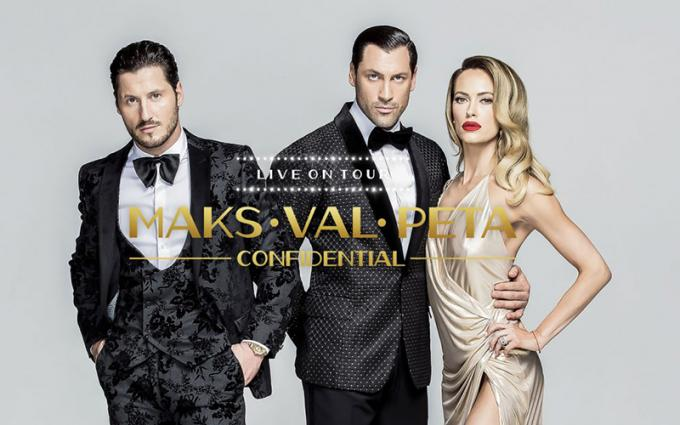 Maks & Val [CANCELLED] at Thrivent Hall